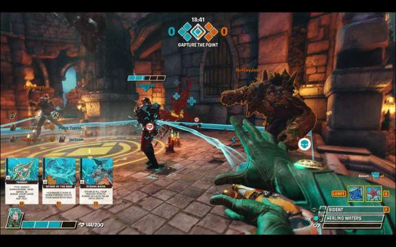 Keystone byter namn till The Amazing Eternals, får gameplaytrailer