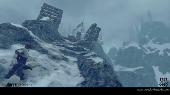 Praey for the Gods inför Zelda-doftande utforskande