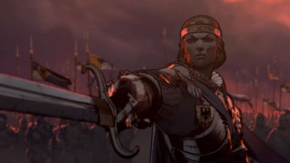Kolla in nya gameplaytrailern för Thronebreaker: The Witcher Tales!