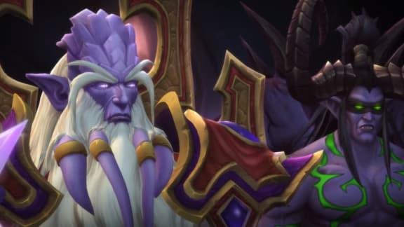 World of Warcraft får fet uppdatering nästa vecka