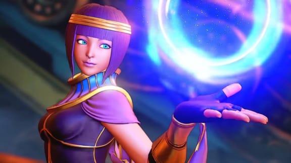 Capcom har avslöjat sin senaste Street Fighter V-karaktär