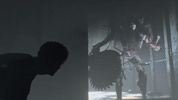 Här är lanseringstrailern för The Evil Within 2