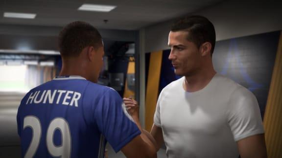 Mer fotbollsdrama när Fifa 18 fortsätter berättelsen om Alex Hunter