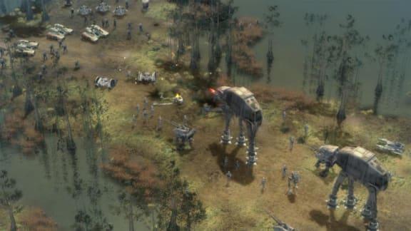 Överraskande uppdatering återinför multiplayer till Empire at War