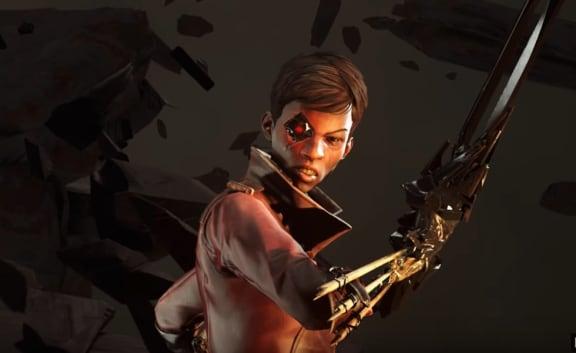 Här är lanseringstrailern för Dishonored: Death of the Outsider