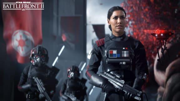 Här är lanseringstrailern för Star Wars: Battlefront 2