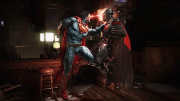 Det verkar som att Injustice 2 kommer till pc, trots allt