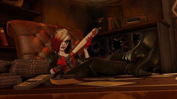 Harley Quinn debuterar i nästa Batman-episod