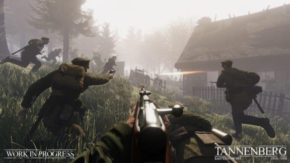 Nytt spel om Första världskriget på gång av Verdun-utvecklarna