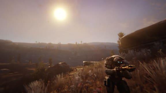 Den stora Destiny-doftande uppdateringen till Warframe släpps nästa vecka