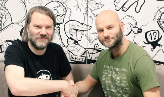 Före detta Valve-författaren Chet Faliszek har hittat ett nytt jobb