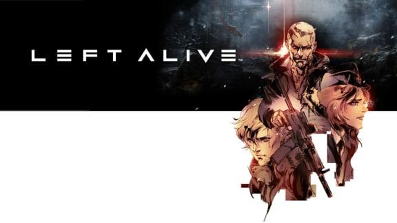 Square Enix har avslöjat nya mechspelet Left Alive