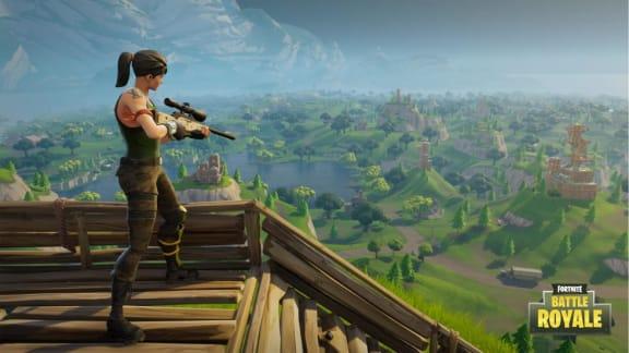 Fortnite: Battle Royale har spelats av två miljoner spelare samtidigt