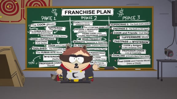South Park: The Fractured But Whole har gått guld!