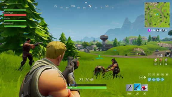 Schh! Fortnite: Battle Royale har inlett jättetyst specialevent