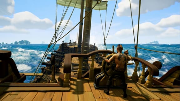 Om ordlös kommunikation i Sea of Thieves