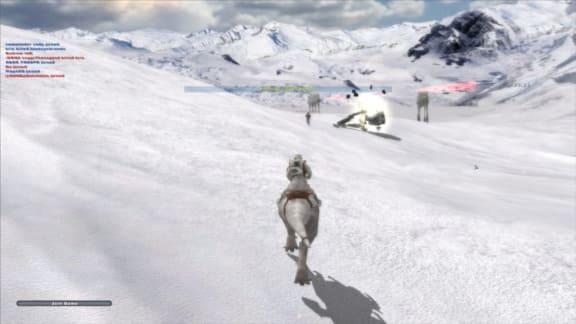 Det ursprungliga Star Wars: Battlefront 2 har fått en ny uppdatering