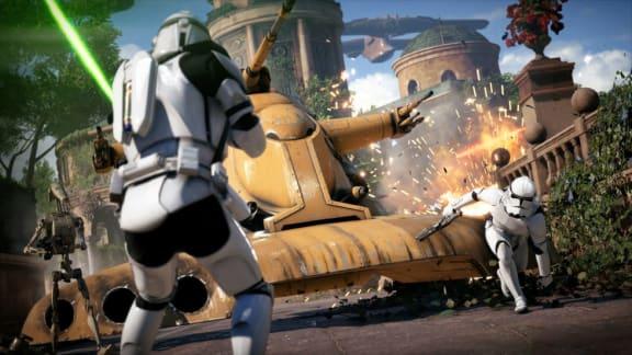 Lucasfilm uttalar sig om de pågående Star Wars: Battlefront 2-kontroverserna