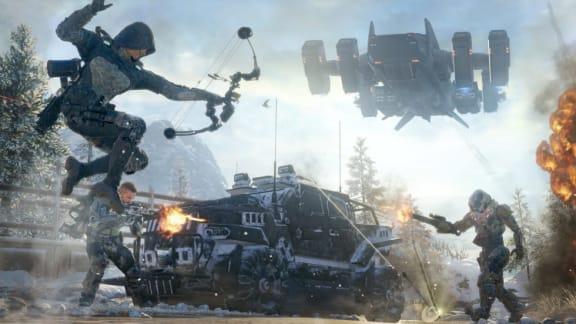 Call of Duty i fokus under helgens Steam-reor