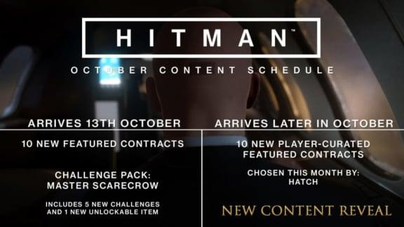 Det kommer mer innehåll till Hitman