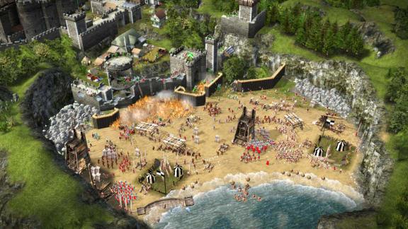 Stronghold 2: Steam Edition återintroducerar multiplayer online