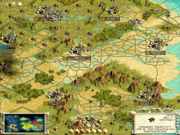 Den kompletta utgåvan av Civilization 3 är gratis via Humble!