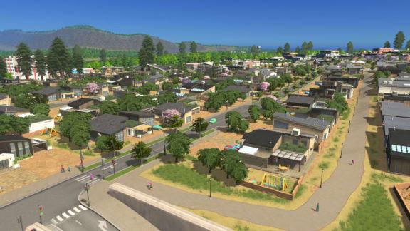 Nya Cities: Skylines-expansionen är ute nu