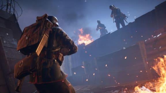 Battlefield 1-expansionen They Shall Not Pass har blivit gratis!