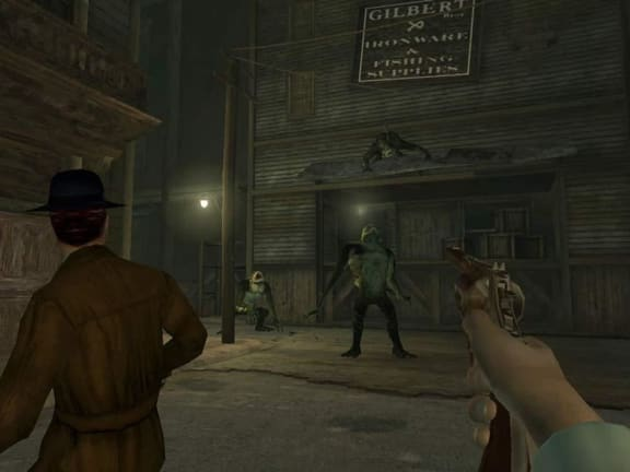 Nu finns Call of Cthulhu: Dark Corners of the Earth på GOG!