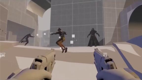 Så här brukade Overwatch se ut under utvecklingen