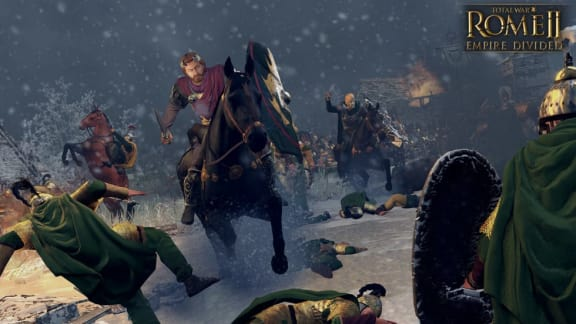 Chocken! Total War: Rome 2 får ny dlc-kampanj