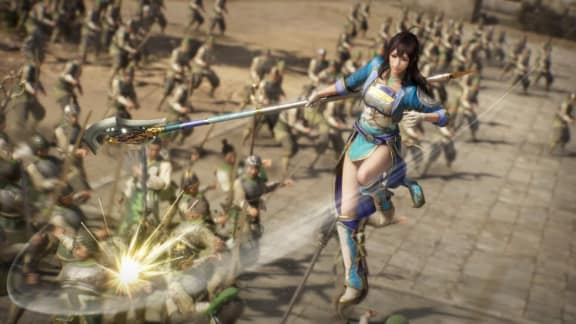 Dynasty Warriors 9 släpps den 13 februari