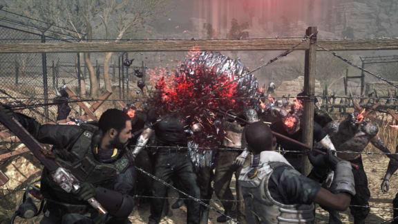 Kolla in fem nya minuter från kampanjen i Metal Gear Survive