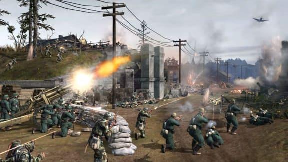 Company of Heroes 2 skänks bort via Steam fram till söndag