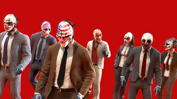Payday 2 firar med Reservoir Dogs-tema
