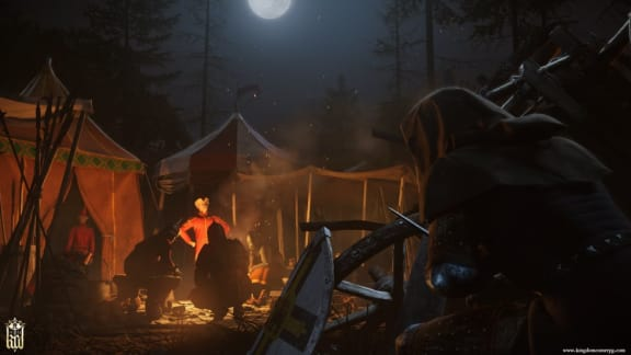 Ny Kingdom Come-trailer belyser spelets berättelse