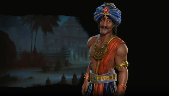 Indien får ny alternativ ledare i Civilization 6-expansionen