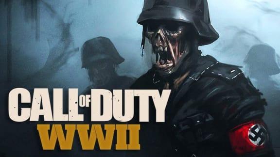 Ny trailer för det nya zombiematerialet till Call of Duty: WWII
