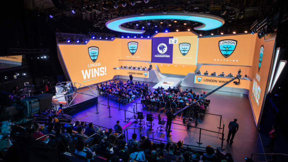 Twitch uppges betala minst 90 miljoner dollar för att streama Overwatch-ligan