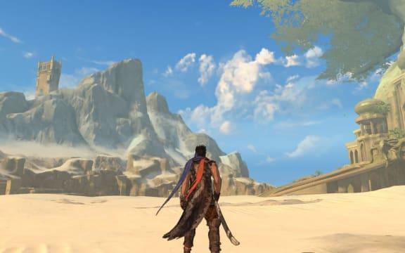 Jordan Mechner vill fortfarande göra ett nytt Prince of Persia