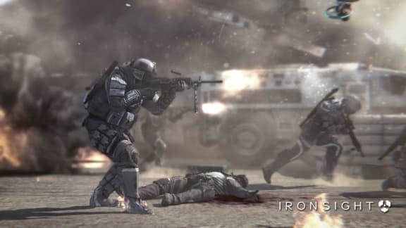 Free-to-play-skjutaren Ironsight närmar sig öppet betatest