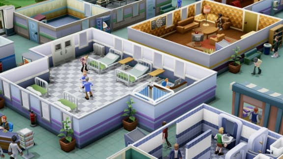 Two Point Hospital släpps den 30 augusti!