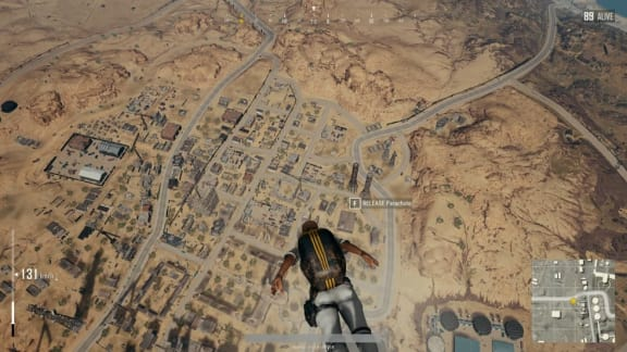 Ny Playerunknown's Battlegrounds-karta kommer visas upp i mars