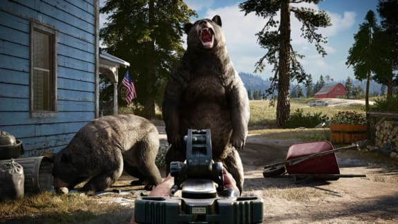 Ny Far Cry 5-trailer presenterar oss för potentiella allierade