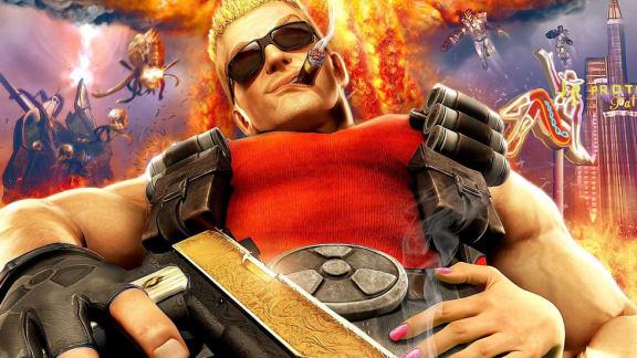 Retrohörnan: Duke Nukem 3D