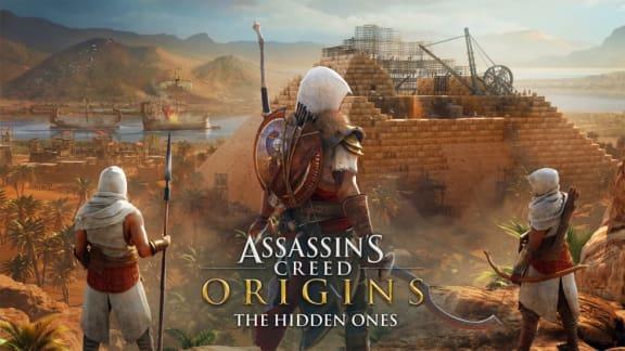 Här är lanseringstrailern för det nya Assassin's Creed-dlc:t