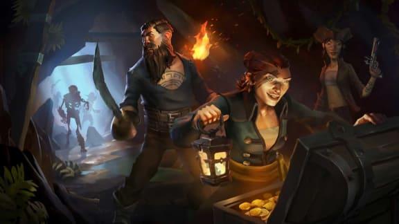 Sea of Thieves får mer gratisinnehåll den 31 juli