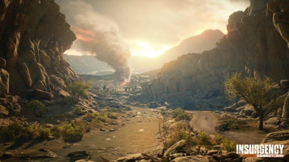 Här är en ny trailer för Insurgency: Sandstorm