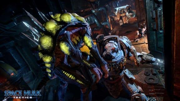 Blood Bowl-utvecklarna har avslöjat Space Hulk: Tactics