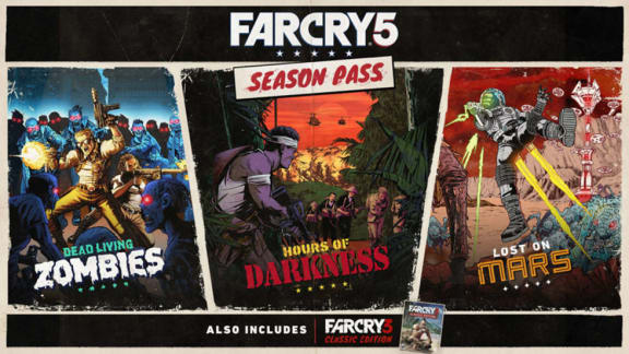 Far Cry 5: Lost on Mars släpps den 17 juli